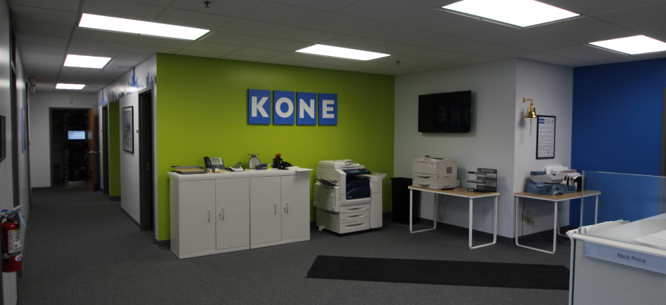 KONE | Full-Service Commercial Construction | Briohn Building